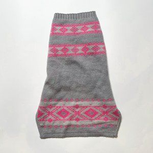 World of Angus Fair Isle Dog Sweater